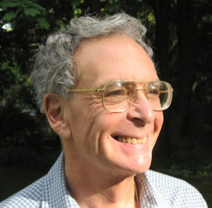 Photo of poet Daniel Harris